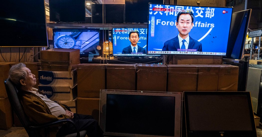 China Expels 3 Wall Street Journal Reporters as Media Relations Sour