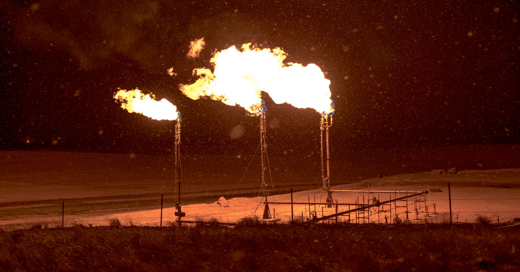 Fossil Fuels Are to Blame for Soaring Methane Levels, Study Shows