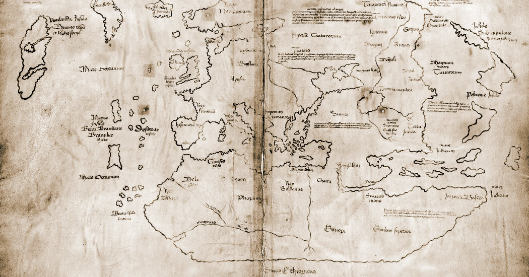 Yale Says Its Vinland Map, Once Called a Medieval Treasure, Is Fake