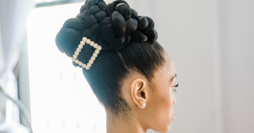 D.I.Y. Bridal Hairstyles for a Chic Wedding-Day Look