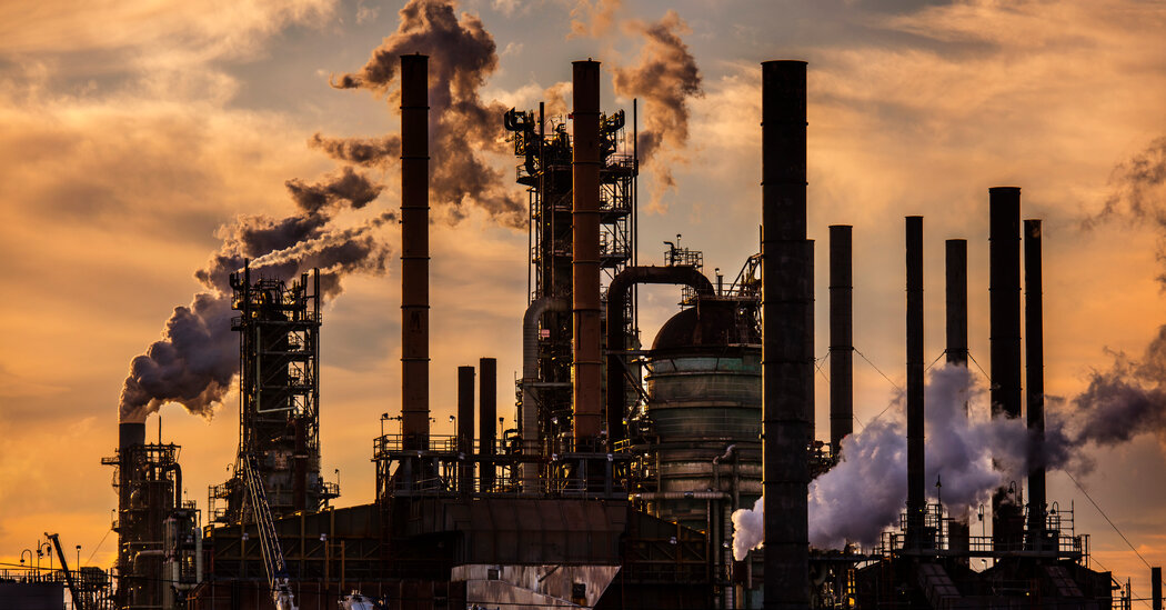 In Your Facebook Feed: Oil Industry Pushback Against Biden Climate Plans